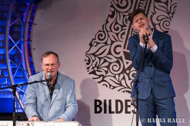 """BILDES 2017 Koncerts """"Ielūdz Bilžu mūziķi un viņu bērni"""", uzstājas Patriks un Ēriks Budēvici."""