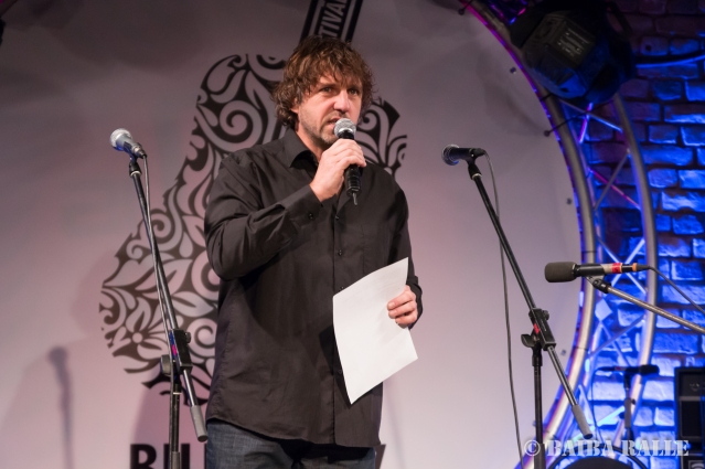 BILDES 2017 Folkkoncerta vadītājs Ēriks Loks.