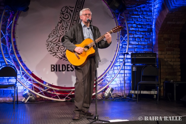 BILDES 2017 Folkkoncerts, uzstājas Feliks Staņevičs.