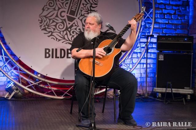 BILDES 2017 Folkkoncerts, uzstājas Haralds Sīmanis.