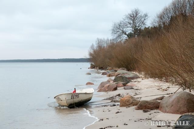 """Pārgājiens """"Ragaciems - Lielupes ieteka jūrā""""."""